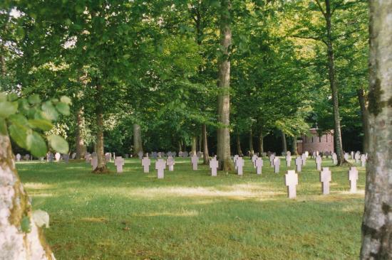 cimetière allemand