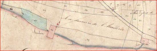 Huilerie lissey 1840